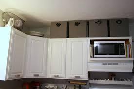 Kitchen Cabinets Shelves Basket Storage Above Kitchen Cabinets Monsterlune