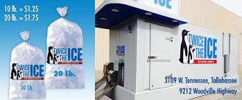 Bag Of Ice Vending Machine Locations Best Tallahassee Ice 48 Hour 48 And 48 Pound Ice For Tallahassee