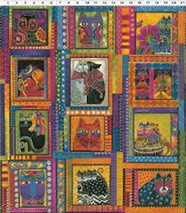 laurel burch fabric – Christa Quilts & Laurel Burch Panel ... Adamdwight.com