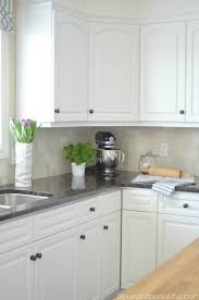 To Paint Kitchen To Paint Kitchen Cabinets A Burst Of Beautiful