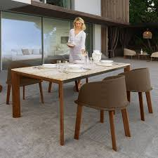 modern outdoor dining furniture. CLEO Quality Exterior Dining Furniture | TALENTI Modern Outdoor Design Garden Comfortable