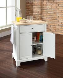 diy portable kitchen island. Kitchen: Astounding Portable Kitchen Island In White With Storage - Diy