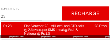 Airtel Brings Rs 23 Recharge To Extend Validity Of Prepaid