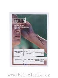 201718 Nové řady Sada šesti Tetování S Citáty Tatuin