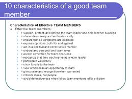 qualities of a good team leader okl mindsprout co qualities
