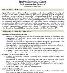 Cool Federal Government Resume Book Gallery Examples