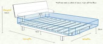 floating bed floating wooden bed frame sizes and dimensions floating bedside shelf with lamp floating bed