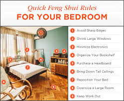 feng shui furniture. Quick Feng Shui Tips For Your Bedroom Furniture W