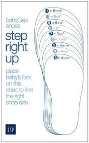 G Fore Size Chart Printable Shoe Measurement Chart Baby Shoe Sizes Shoes