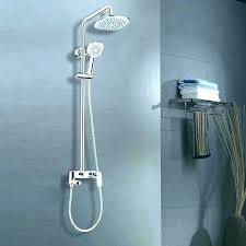 delta rain shower head with handheld magnificent gallery the faucet oil reviews sprayer excellent combo