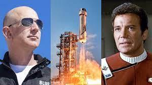 William Shatner's Blue Origin launch on ...