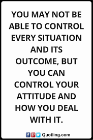 Best Positive Attitude Quotes