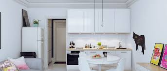 small open plan kitchen living room ideas