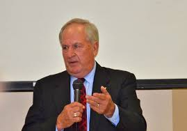Everett Rice on the Patch Podium: Use of Technology | Gulfport, FL Patch