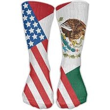 mexican american war flags. Brilliant American Mexican  American War Flags Collage Mens Socks Womens 30cm With A