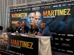 Image result for Josh Warrington vs. Kiko Martinez live pic logo