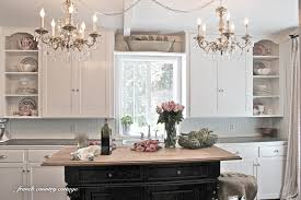chair alluring cottage style chandelier 7 decor and white kitchen cabinets with island for country designs