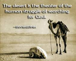 Quotes About The Desert Beauty Best of Desert Quotes