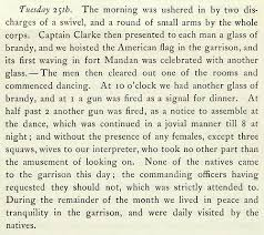 diary days from christmas past the public review from gass s journal of the lewis and clark expedition 1904 by patrick gass and james kendall hosmer source