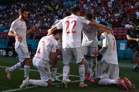 Euro 2020, Spagna batte Croazia 5-3 e vola ai quarti di finale