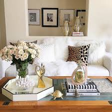 How to Style A Coffee Table - Coffee table styling is easy with these 5 tips