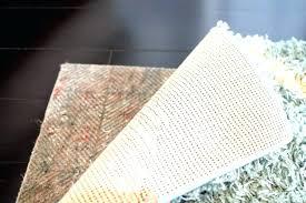 6x9 rug pad rug pad large size of non slip rug pad decoration bottom carpet runner