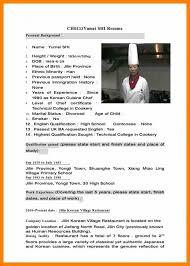Chef Resume Samples Free Sous Sample Monstercom Executive