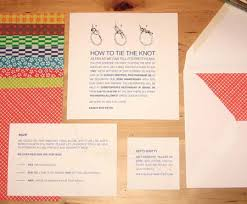 tie the knot wedding invitations and wording The Knot Wedding Envelope Etiquette how to tie the knot wedding invitations set Stuffing Wedding Envelopes Etiquette