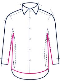 Mizzen And Main Size Chart Our Shirt Fits Charles Tyrwhitt