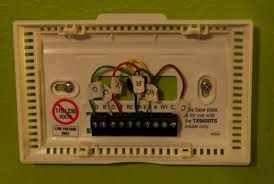 replacing janitro hpt 18 60 thermostat with lux 9600ts help! Janitrol Thermostat Hpt 18 60 Wiring Diagram i tried to match based on the old thermostat connections if changing the bridge doesn't help, i'll post back! thank you! Janitrol Furnace Wiring