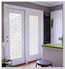 interior contemporary window coverings sliding glass doors home intuitive clever door appealing 5 door