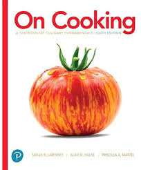On Cooking: A Textbook of Culinary Fundamentals (6th Edition), Without  Access Code (What's New in Culinary & Hospitality): Labensky, Sarah, Hause,  Alan, Martel, Priscilla: 9780134441900: Amazon.com: Books