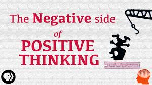 The Negative Side of Positive Thinking - YouTube