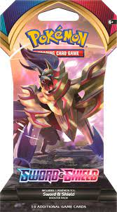 Pokémon Trading Card Game: Sword & Shield Sleeved Booster Styles May Vary  172-82652 - Best Buy