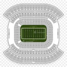New York Jets Seating Chart American Football Background