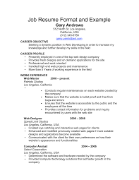 Resume Tense Askamanager Present Example Resumes Fair Current Job