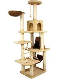 Amazon Cat Tree Beige Cat Tower Pet Supplies