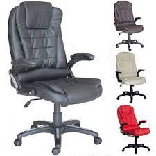 luxury office chairs leather. image is loading raygarluxuryexecutiveleatherrecliningpaddedpcoffice luxury office chairs leather t