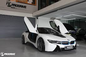 Sport Series price of bmw i8 : Crystal White Pearl Metallic BMW i8 - ADV05 M.V2 CS Concave Forged ...