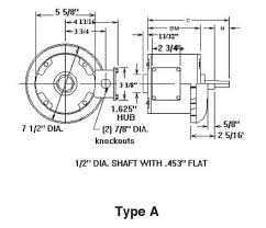 motor wiring diagram auto wiring diagram schematic 3 phase 48 56 frame condenser fan motors on 230 460 motor wiring diagram
