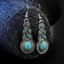 <b>Blue</b> Turquoise Costume Jewellery for sale | eBay