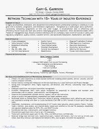 Server Tech Resume Professional Resume Templates Front Runner Resume