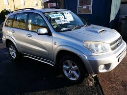 Used Toyota Rav4 and Second Hand Toyota Rav4 in West Yorkshire