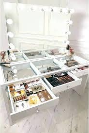 modern makeup table modern makeup table vanity furniture bedroom tables desk desks white home improvement friend