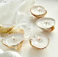 A very popular seashell craft project is Making Seashell Candles. And the  deeper the shells the longer the burning time. This, like so many other  seashell ...