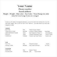 Wedding Program Template Free Word Documents Resume