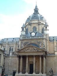chapelle de la sorbonne. La Sorbonne - Façade Côté Nord De Chapelle (architecte Jacques Lemercier