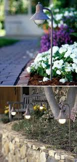 different lighting styles. There Are A Lot Of Different Lighting Styles Such As Modern, Rural, Common  Or Completely Hidden You Can Choose For Your Outdoor Path.