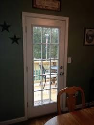 single patio doors.  Doors Our Patio Door Access To The Deck Love It Back Patio Patio Doors With Single
