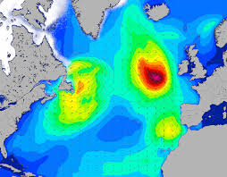 Swell Alert Pumping Tuesday For England Ireland Wales And